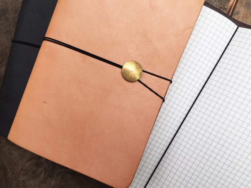 Play Leather Kids - Leather Notebook