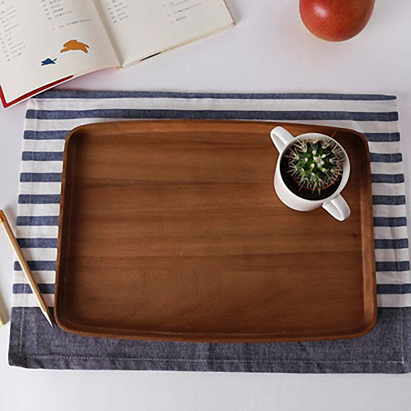 LIMPID RECTANGULAR TRAY