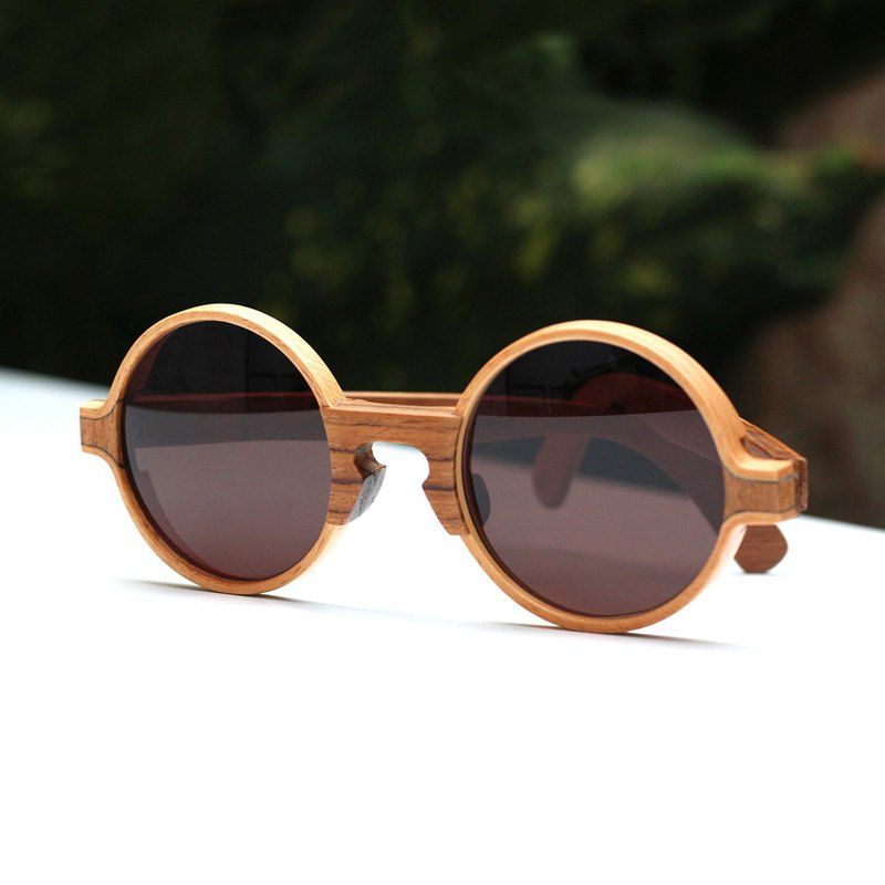 BENDER / Wood&Veneer , Handmade Wooden Sunglasses