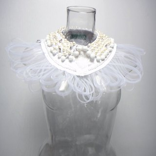 TIMBEE LO NM decorative jewelry wind collar white wedding dress bridal wear jewelry pearl crystal wedding bridal