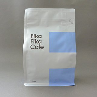 FikaFikaCafe 8oz Classic Seattle Coffee - Medium Deep Baking