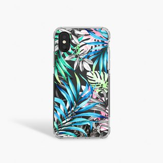Leaves iPhone 7 Case Clear iPhone 8 Case Clear iPhone 7 Plus Case Clear iPhone 6
