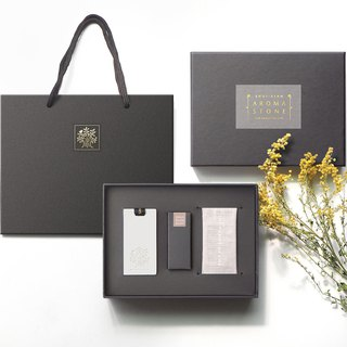 │山丘│Diffuse stone essential oil gift box set