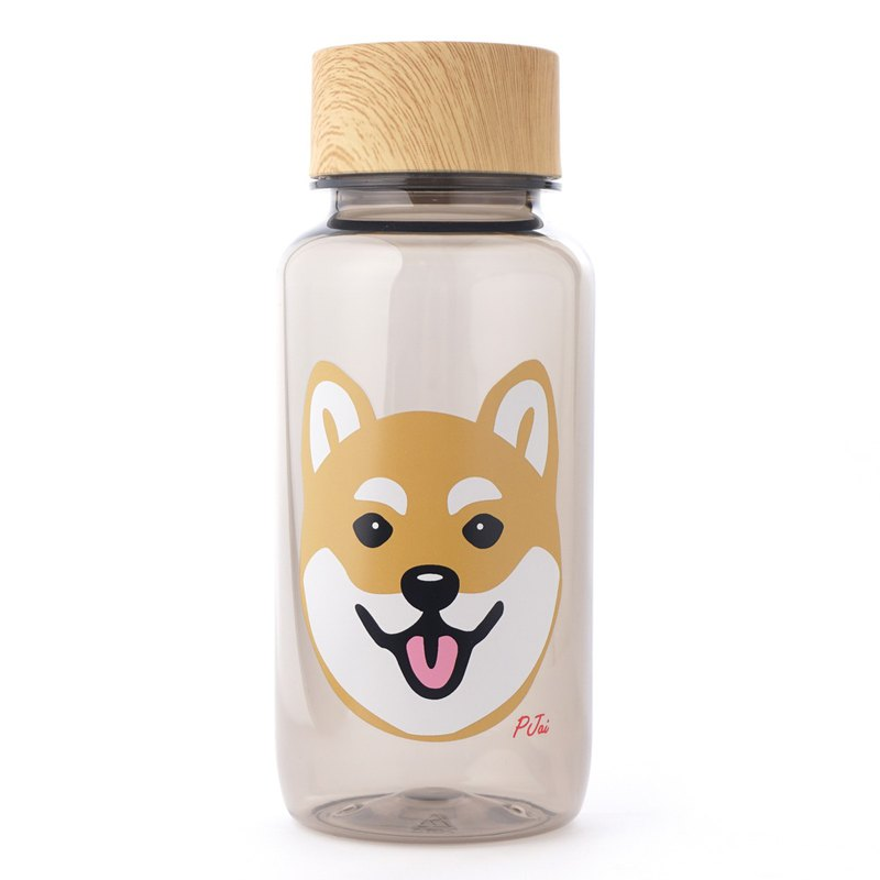 【Pjai】Graphic Plastic Bottle (AA308)