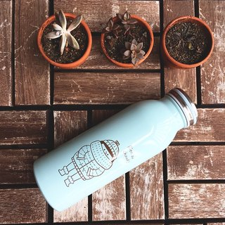 FiFi milk blue thermos 450ml-