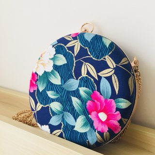 Blues Mood for Love - Round Handle / Crossbody