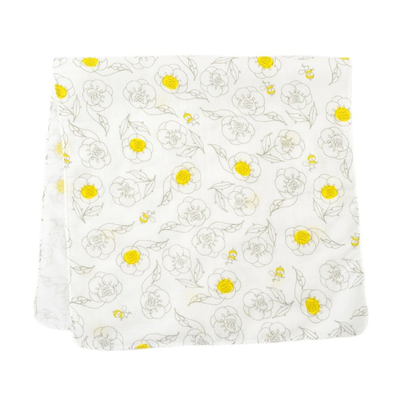 D BY DADWAY Japanese Towel - Honey Flower