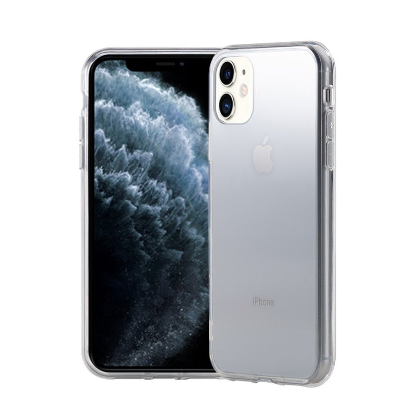SIMPLE WEAR iPhone 11 dedicated FORTIFY seismic scratch-resistant protective shell 47277786621132