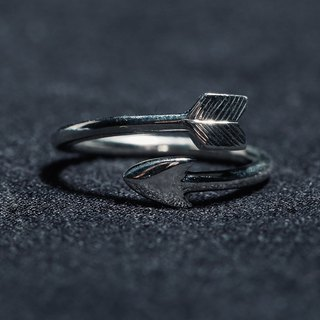 Hardwired | Rain | Open Ring | 925 Silver | Ring | Female Ring
