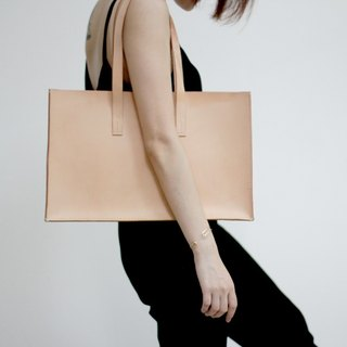 Tote Bag (L) - Natural