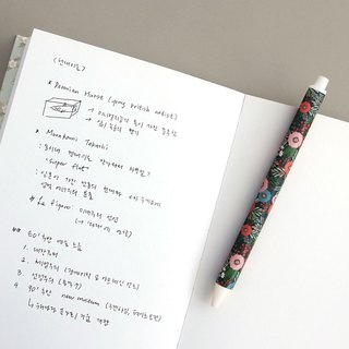 ICONIC 叩叩 Fun 0.38 Ball Pen -03 Bloom, ICO51906