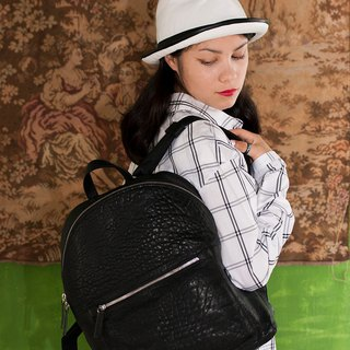 Early autumn - ITA BOTTEGA [Made in Italy] leather backpack