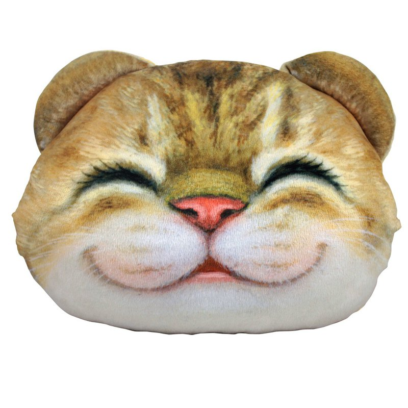 [Henry House Family] Big Head Shaped Midnight Pillow - Bella