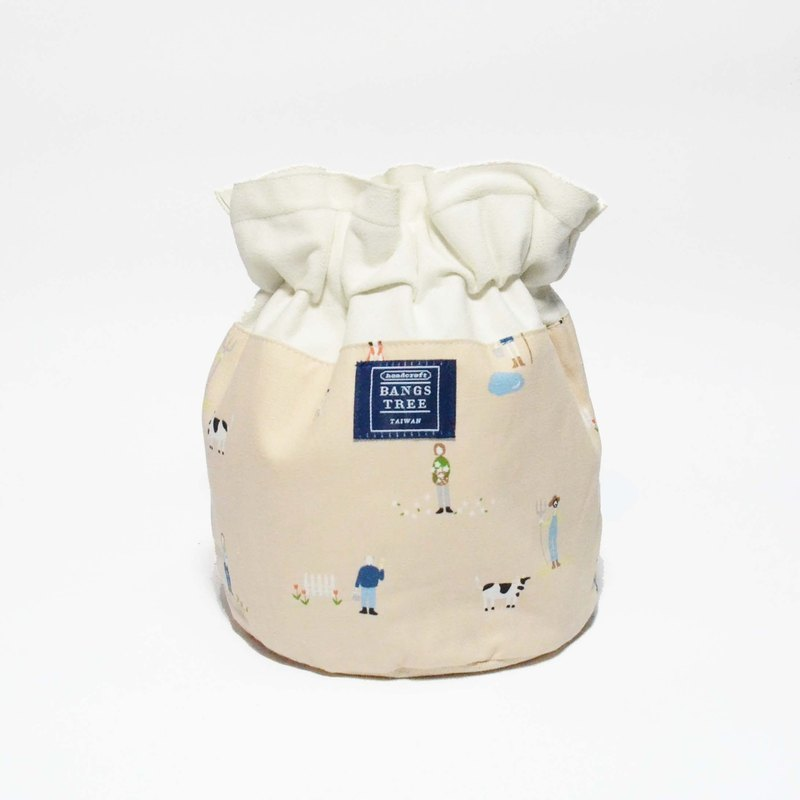 :: :: Bangs tree dorsal bucket bag _ small people (the shelf)