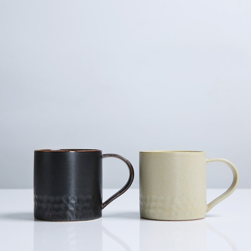 ZESEE | Hammered Straight Mug