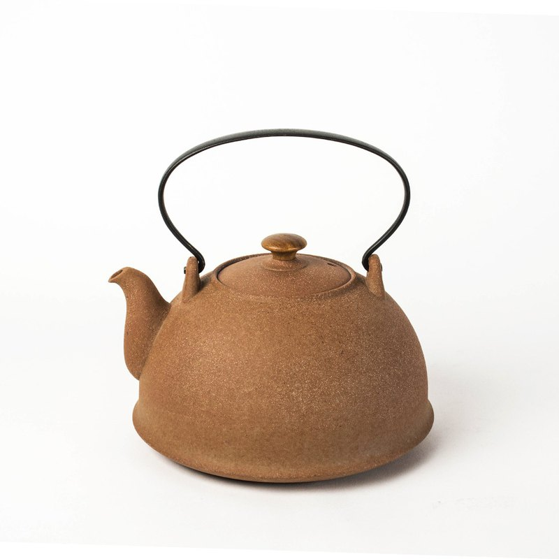 Tao Zuofang │ old rock mud ten-style kettle