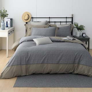 (Extra large) Moonlight - Golden Years - High-quality 60 cotton dual-use bed pack four-piece group [6*7 feet]