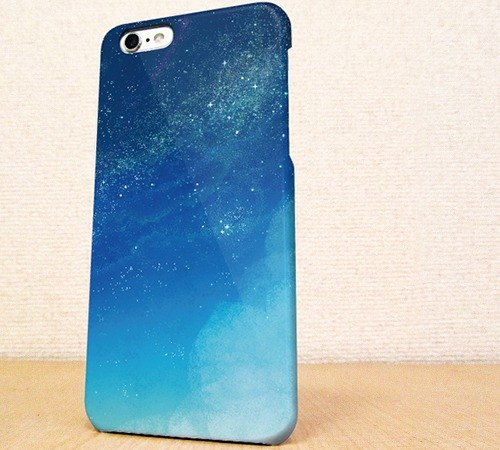 送料無料☆iPhone case GALAXY case ☆Starry Sky phone case