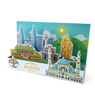 Beauty In Diversity Greeting Card
