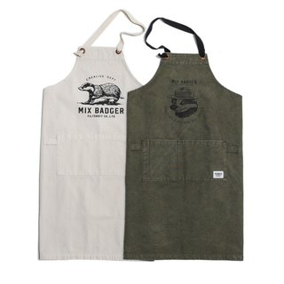 Filter017 Mix Badger Apron Filter017 米斯獾工作圍裙