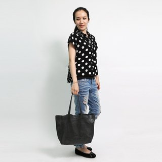 Passion Chinese black laptop bag / shoulder / hatchback