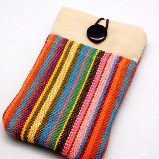 iPhone sleeve, iPhone pouch, Samsung Galaxy S8, Galaxy Note 8, cell phone, ipod classic touch sleeve (P-6)