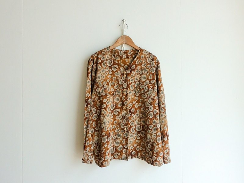 Vintage / Shirt / Long sleeve no.74 tk