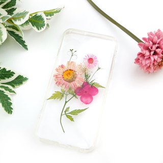 Pressed Real flower phone case - for iphone 5/5s/SE/6/6s/6 plus/6s plus/7/7plus/Samsung S4/S5/S6/S6Edge/S7/S7Edge/Note3/Note4/Note5