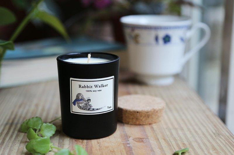 午茶藍鵲-香氛蠟燭65g & 200g