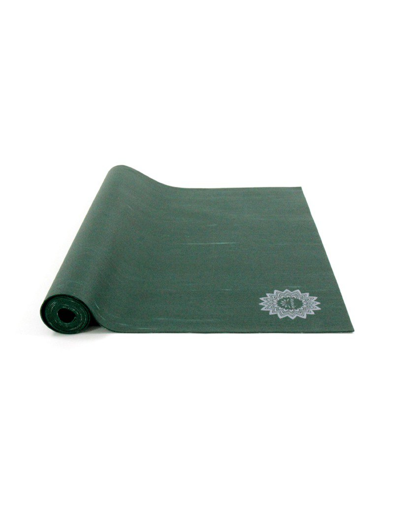 Pinkoi exclusive Miracle.YH-ran rubber environmentally friendly non-toxic yoga mat -1.5mm adventure jungle