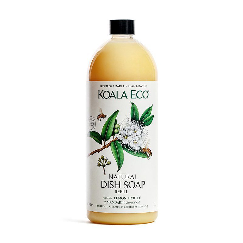 [Pre-Order] Vegan Home Australia KOALA Clean Expert-Glossy Dishwashing Liquid Refill Bottle
