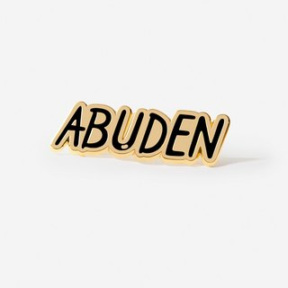 Word: Abuden Lapel Hat Pin