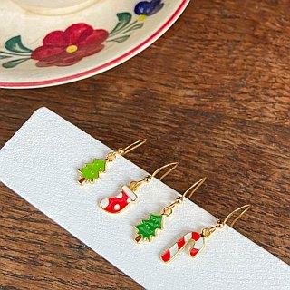 Christmas limited edition | Handmade earrings mix and match