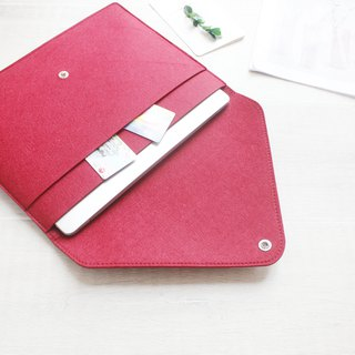 "[Customizable] handmade red rose original Apple Tablet Case felt felt sleeve laptop bag Macbook Pro Retina 13-inch computer bag Macbook 13.3 ""Pro Retina (can be tailored) --041"