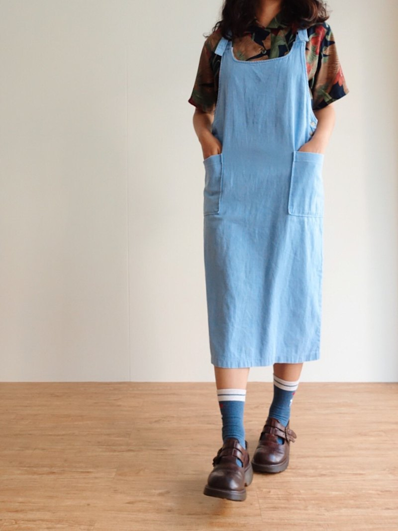 Vintage / Skirt / Denim no.14