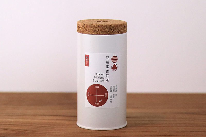 Hualien Mi Xiang Black Tea-Teabags (preserving can used)