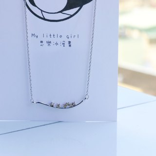 my little girl necklace