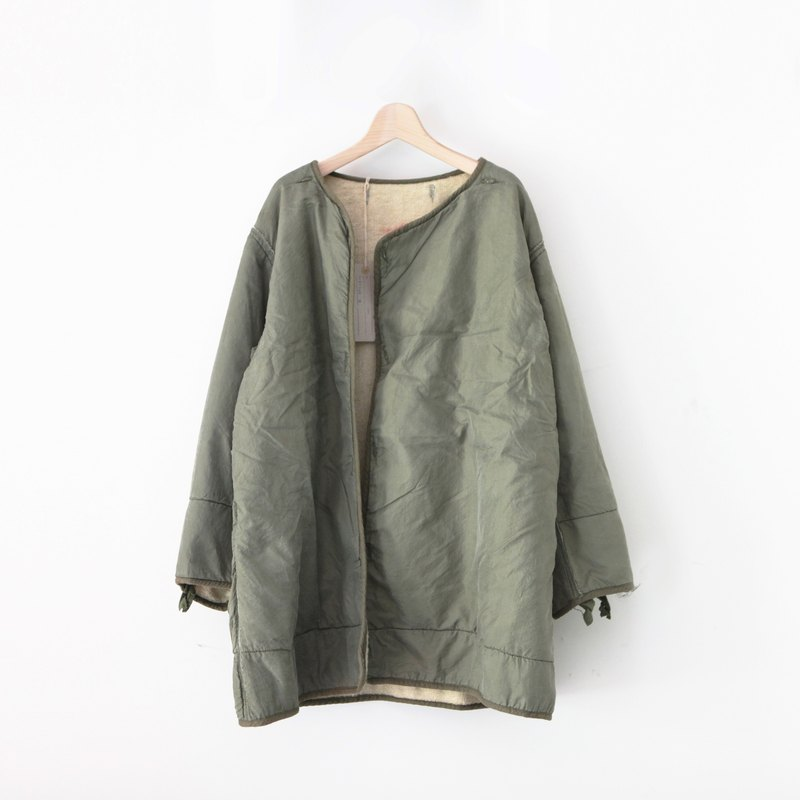 A ROOM MODEL - VINTAGE, CJ-3626 US Army liner parka 美軍軍用外套內襯