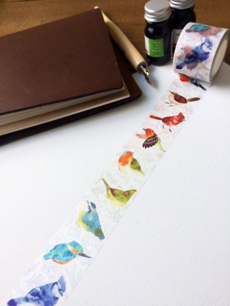 Sing and Call Original Washi Masking Tape by Koopa