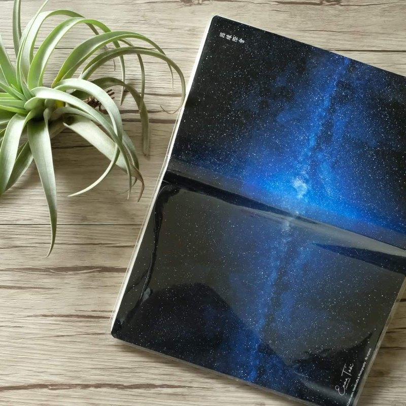 [Because of the edge] [Mirror Notes] Notepad Notebook Diary Notebook Notebook