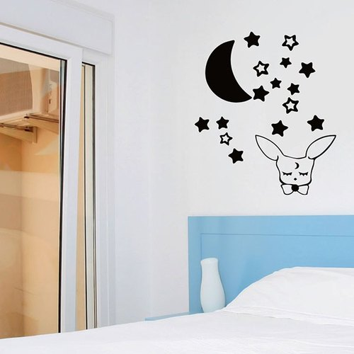 Wall Stickers - Made in Taiwan