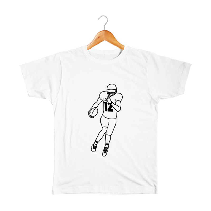 American football Kids T-shirt