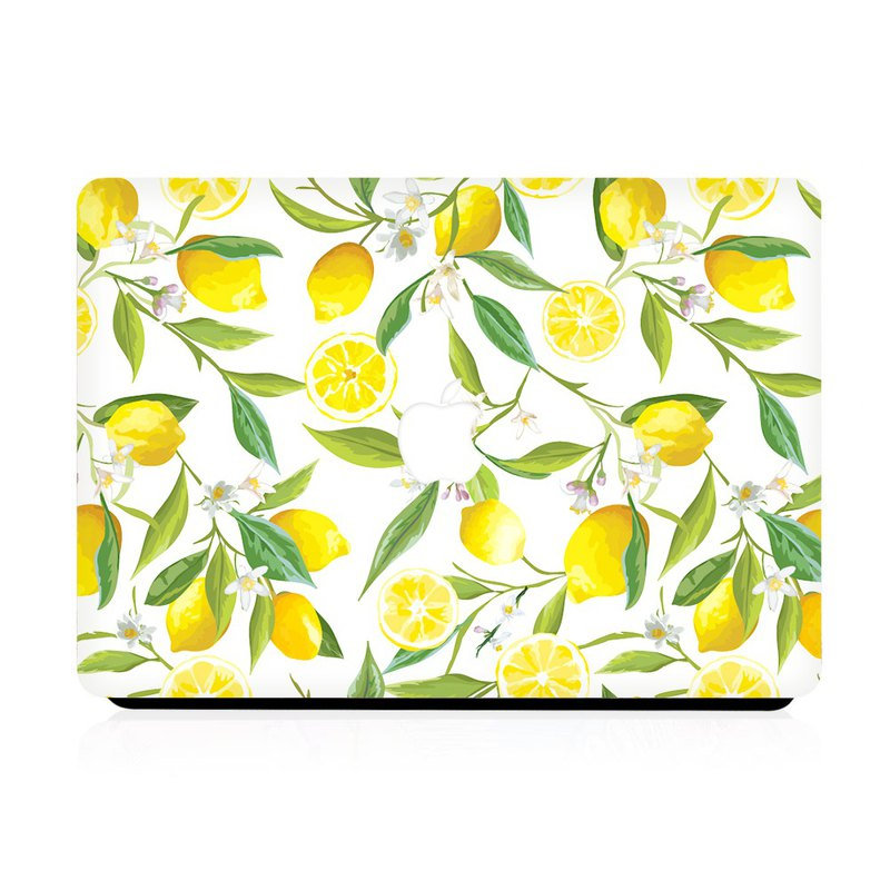 Slick Case 香港 | Lemon Garden MacBook 保護殼
