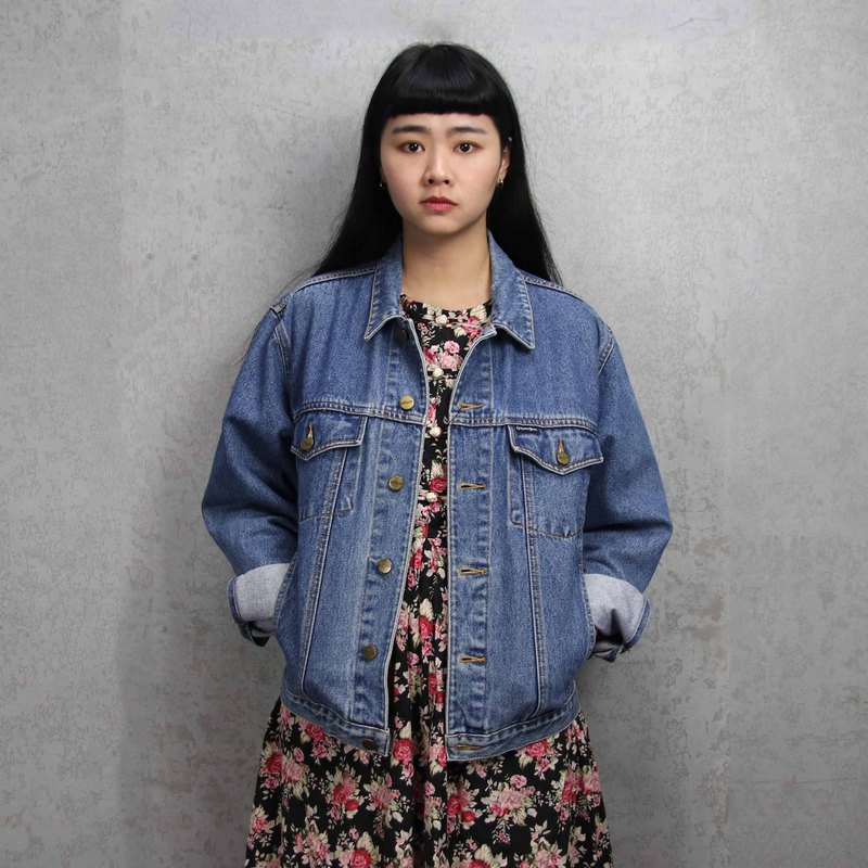 Tsubasa.Y vintage denim jacket 011 , denim jacket