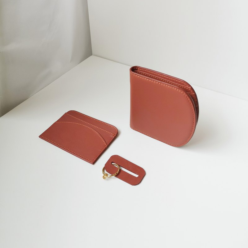 Goody bag - Arch slim family ( Matchy wallet, card holder and limited key ring )