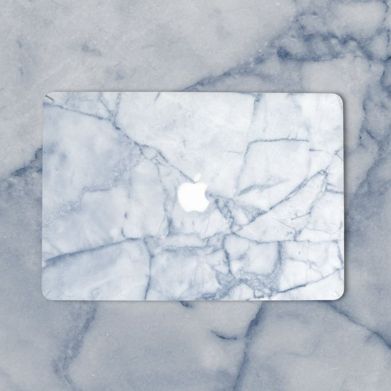 Original Blue Marble Macbook Label Protector