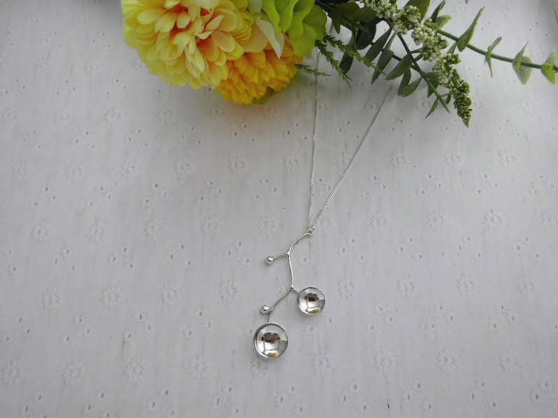 Herb real necklace 9