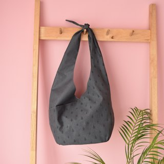 dark gray shoulder bag,tote bag,shopping bag