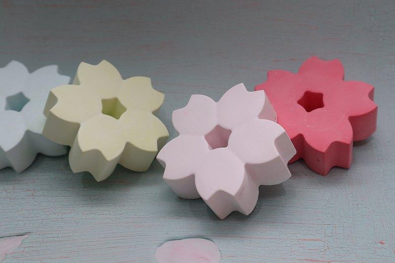 櫻花2件組---吊飾擴香石