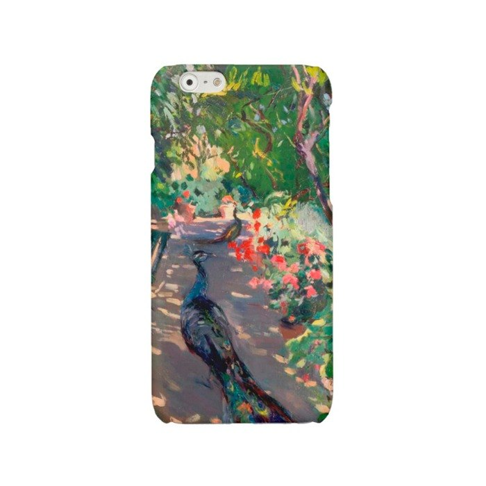 Samsung Galaxy case iPhone case hard phone case peacock 1812